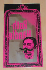 werbung reklame spiegel roth händle top deko kopf mann zigarette 48,5x27 cm bild
