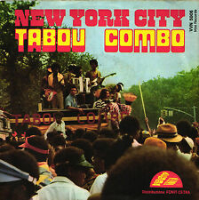 DISCO 45 GIRI     TABOU COMBO ‎– NEW YORK CITY ( part one & two )