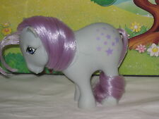 Vintage My Little Pony G1 Flatfoot Collector Pose  ~ FF BLUEBELLE ~ Beautiful