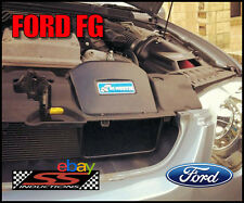 FORD FG 6CYL & 6CYL TURBO BIG MOUTH COLD AIR INDUCTION