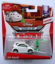 CARS 2 - LEE RACE Chase - Mattel Disney Pixar