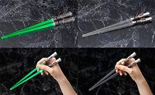 Star Wars Luke Skywalker Episode VI 6 Light Up Lightsaber Chopsticks Kotobukiya