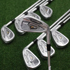 TaylorMade PSi Iron Set 4-PW&AW SET (8 Clubs) KBS Tour C-Taper 105 Stiff - NEW