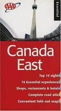 Essential Canada East by AAA Staff and Fiona Malins (2006, Paperback)