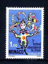 MONACO - 1976 - 3° festival internazionale del circo