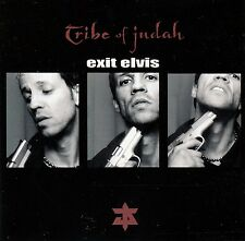 TRIBE OF JUDAH - EXIT ELVIS / CD (SPITFIRE RECORDS 2002) - NEU