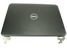 """Dell Inspiron 15 3521 15.6"""" TouchScreen LCD Back Cover & Hinges - 8JPHT (B)"""