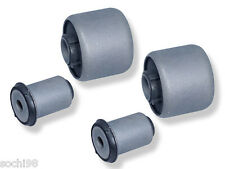 Mazda CX7 9 Ford Lincoln - 2 Premium Front Lower Control Arm Bushing Sets 07-14