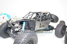 Axial RR10 Bomber 90053 90048 Stainless Steel Body Armor Roof+Side+Hood Panel