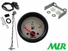 52MM FUEL LEVEL GAUGE & UNIVERSAL SENDER KIT LOCOST DAX COBRA 7 KIT CAR AZP