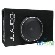 "JL AUDIO ACP110LG-TW1 10"" 400W ACTIVE PORTED SUB WOOFER ENCLOSURE BOX w/ 10TW1"