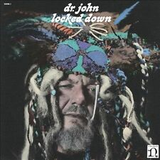 Dr John Locked Down (Bonus Cd) vinyl LP NEW sealed