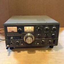 Vintage Kenwood TS-520 SSB Tranceiver Amature Ham Radio Base Station