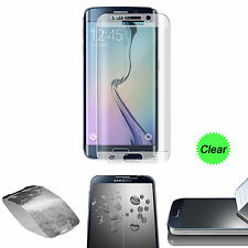 Full Cover Curved Tempered Glass Screen Protector for Samsung Galaxy S7/S6/Edge