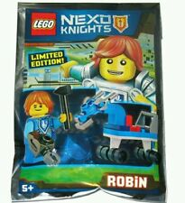 LEGO NEXO KNIGHTS ROBIN LIMITED EDITION 271603 ,NEW UNOPPENED