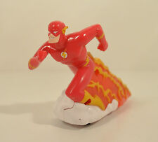 """RARE 1999 The Flash 5"""" Jack-In-The-Box Restaurant Action Figure DC Comics"""
