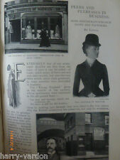 Victorian Shops Factories Guinness Stout Peers Business Old Photo Article 1899