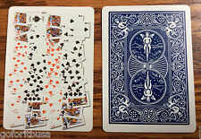 Bicycle Poker 52 on 1 Card Blue Back