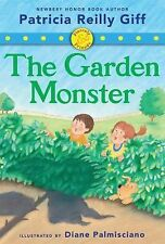 The Garden Monster by Patricia Reilly Giff (2014, Hardcover)
