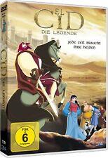 El Cid - Die Legende ( Animation / Kinderfilm / Familienfilm ) NEU OVP DVD