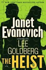 Fox and O'Hare: The Heist by Lee Goldberg and Janet Evanovich (2013, Hardcover)