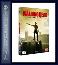 THE WALKING DEAD - COMPLETE SERIES SEASON 3 *BRAND NEW DVD **