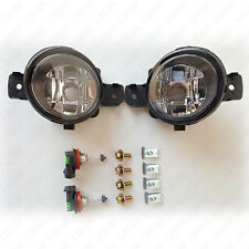 For 2008-2013 Nissan Altima Coupe 2DR S SE SR OEM Clear Fog Light Kit with Bulbs