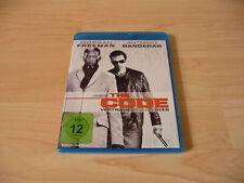Blu Ray The Code - 2010 - Morgan Freeman & Antonio Banderas