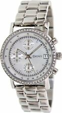 Dkny Chronograph Mother of Pearl Ladies Watch NY8339 - Imported