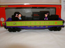 Lionel 6-37082 Halloween Peanuts Trick Treat Operating Gondola Car O 027 New