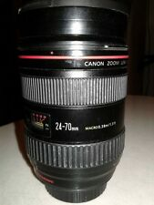 Canon EF 24-70 mm f/2.8L USM (Ultrasonic) Lens