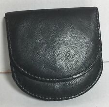 Brand New men soft leather wallet change purse handy pocket wallet
