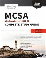 MCSA Windows Server 2012 R2 Complete Study Guide: Exams 70-410, 70-411, 70-412,