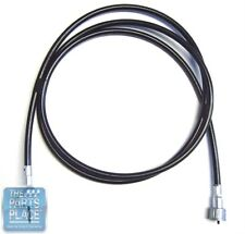 """1958-68 GM Cars Speedometer Cable With Screw / Screw - 72"""""""
