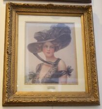 Chantilly Lace Lithograph by Unknown Artist from Antique Classics Collection