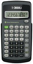 Texas Instruments TI-30Xa School Scientific Calculator