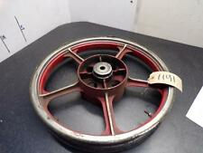 KAWASAKI GPZ305 GPZ REAR WHEEL FREE UK POSTAGE #1191