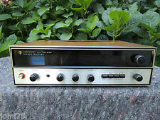 VINTAGE 70' AMPLI TUNER KENWOOD MODEL KR-2120 Amplifier RECEIVER Very Good
