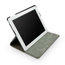 Apple iPad 3 Case and stand Nero Leather Smart Nuovo