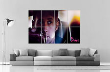 RYAN GOSLING DRIVE 03  WALL ART Poster Grand format A0 Large Print
