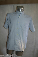 CHEMISE   LACOSTE  DEVANLEY TAILLE M /DRESS SHIRT/CAMISA/CAMICIA