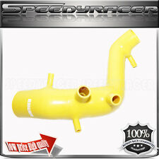 00-05 TT/VW 99-05Beetle/00-05Jetta/00-05 Golf Turbo Inlet Intake Silicone Yellow