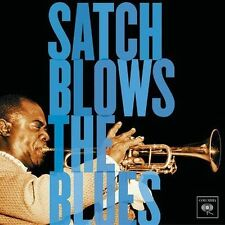 1 CENT CD Satch Blows the Blues - Louis Armstrong
