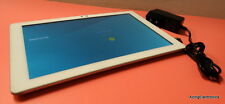 Insignia NS-P10A6100 Flex 10.1in 32GB Android Tablet - White/Silver / Used #E40
