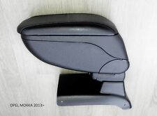 Opel Mokka 2013- Armrest Center Console Black Storage Adjustable