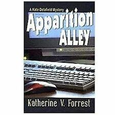 Apparition Alley: A Kate Delafield Mystery-ExLibrary