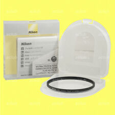 Genuine Nikon 77mm Neutral Color NC Filter Lens Protector Clear Filter 77 mm