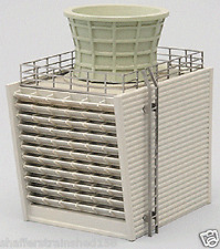 TomyTec # 229131  United Oil Co. Cooling Tower B - Kit  N  MIB