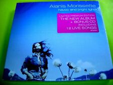 ALANIS MORISSETTE - HAVOC AND BRIGHT LIGHTS / 2CD LIMITED PREMIUM EDITION OVP