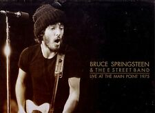"""BRUCE SPRINGSTEEN & THE E STREET BAND """"Live at the Main Point 1975"""" 4 LP BOX-SET"""